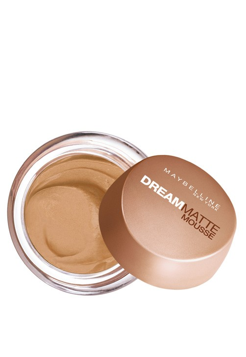 Base Maybelline Dream Matte Mousse Natura